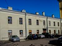 Василеостровский район, улица 19-я линия В.О., дом 20. многоквартирный дом