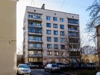 Василеостровский район, улица 19-я линия В.О., дом 22 к.2. многоквартирный дом