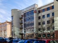 Василеостровский район, улица 19-я линия В.О., дом 24А. многофункциональное здание