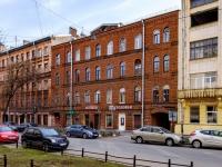 Василеостровский район, улица 20-я линия В.О., дом 9. многоквартирный дом