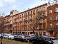 Василеостровский район, улица 20-я линия В.О., дом 11. многоквартирный дом