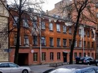 Василеостровский район, улица 20-я линия В.О., дом 15. многоквартирный дом