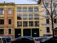 Василеостровский район, улица 21-я линия В.О., дом 4. многоквартирный дом