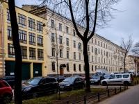 Василеостровский район, улица 21-я линия В.О., дом 6 ЛИТ А. многофункциональное здание