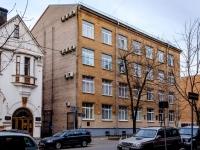 Василеостровский район, улица 21-я линия В.О., дом 8. многофункциональное здание