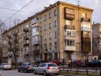 Василеостровский район, улица 21-я линия В.О., дом 14. многоквартирный дом