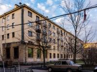 Василеостровский район, улица 21-я линия В.О., дом 16 к.3. многоквартирный дом