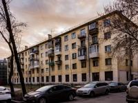 Василеостровский район, улица 21-я линия В.О., дом 16 к.4. многоквартирный дом