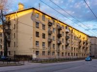 Василеостровский район, улица 21-я линия В.О., дом 16 к.6. многоквартирный дом