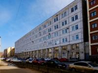 Василеостровский район, улица 22-я линия В.О., дом 3 к.1. многоквартирный дом Механобр Бизнес-центр