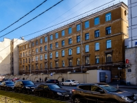 Василеостровский район, улица 22-я линия В.О., дом 3 к.7 ЛИТ А. многофункциональное здание
