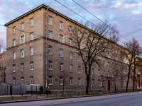 Василеостровский район, улица 22-я линия В.О., дом 9. многоквартирный дом