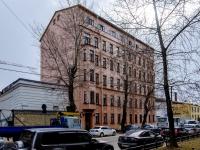Василеостровский район, улица 26-я линия В.О., дом 5 к.4. многофункциональное здание