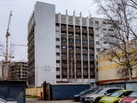 Василеостровский район, улица 26-я линия В.О., дом 9А. многофункциональное здание