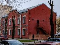 Василеостровский район, улица Шевченко, дом 12. детский сад №53