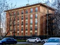 Василеостровский район, улица Шевченко, дом 19 к.2. общежитие
