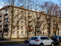 Василеостровский район, улица Шевченко, дом 22 к.2. многоквартирный дом
