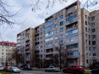 Василеостровский район, улица Шевченко, дом 23 к.1. многоквартирный дом