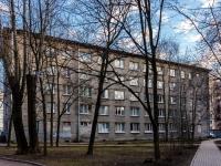 Василеостровский район, улица Шевченко, дом 25 к.2. общежитие №5