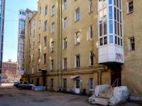 Василеостровский район, улица Вёсельная, дом 4Б. многоквартирный дом