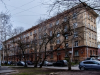 , Vyoselnaya st, house 9. Apartment house