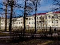Василеостровский район, улица Остроумова, дом 19В. детско-юношеский клуб