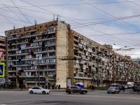 , st Nakhimov, house 1. Apartment house