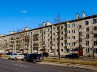 , Nakhimov st, house 2. Apartment house