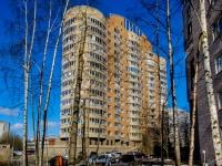 , st Nakhimov, house 3 к.2. Apartment house
