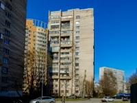 , st Nakhimov, house 3 к.3. Apartment house