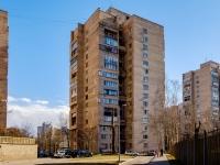 , st Nakhimov, house 5 к.4. Apartment house