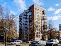 , st Nakhimov, house 6. Apartment house