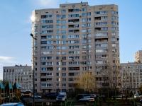 , st Nakhimov, house 7 к.1. Apartment house