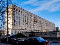 , st Nakhimov, house 7 к.2. Apartment house