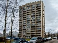 , st Nakhimov, house 7 к.3. Apartment house
