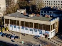 , st Nakhimov, house 8. multi-purpose building
