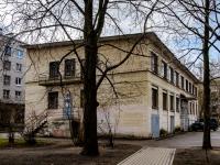 , st Nakhimov, house 8 к.2. multi-purpose building