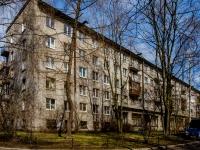 , st Nakhimov, house 8 к.3. multi-purpose building