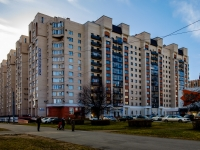 , st Nakhimov, house 9. Apartment house