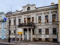 Василеостровский район, улица Набережная Лейтенанта Шмидта, дом 3. здание на реконструкции