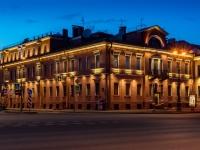 Василеостровский район, улица Набережная Лейтенанта Шмидта, дом 9. многоквартирный дом
