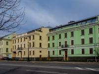 Василеостровский район, улица Набережная Лейтенанта Шмидта, дом 21. многоквартирный дом