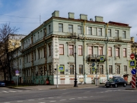 Василеостровский район, улица Набережная Лейтенанта Шмидта, дом 33. многоквартирный дом