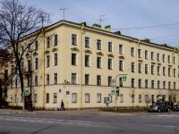 Василеостровский район, улица Набережная Лейтенанта Шмидта, дом 35. многоквартирный дом