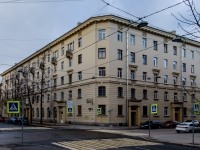 Василеостровский район, Среднегаванский проспект, дом 8. многоквартирный дом