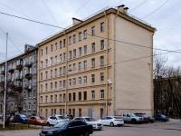 Василеостровский район, Среднегаванский проспект, дом 14. многоквартирный дом
