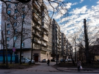 Василеостровский район, улица Шкиперский проток, дом 1. многоквартирный дом