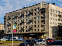 Василеостровский район, улица Шкиперский проток, дом 9. многоквартирный дом