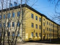 Василеостровский район, улица Шкиперский проток, дом 15. общежитие