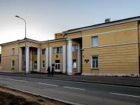 Василеостровский район, улица Шкиперский проток, дом 19. многофункциональное здание